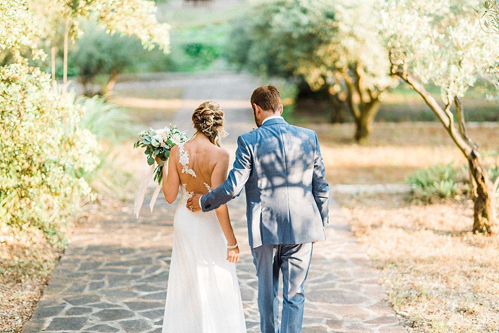 Mariage Chateau les Crostes Lorgues