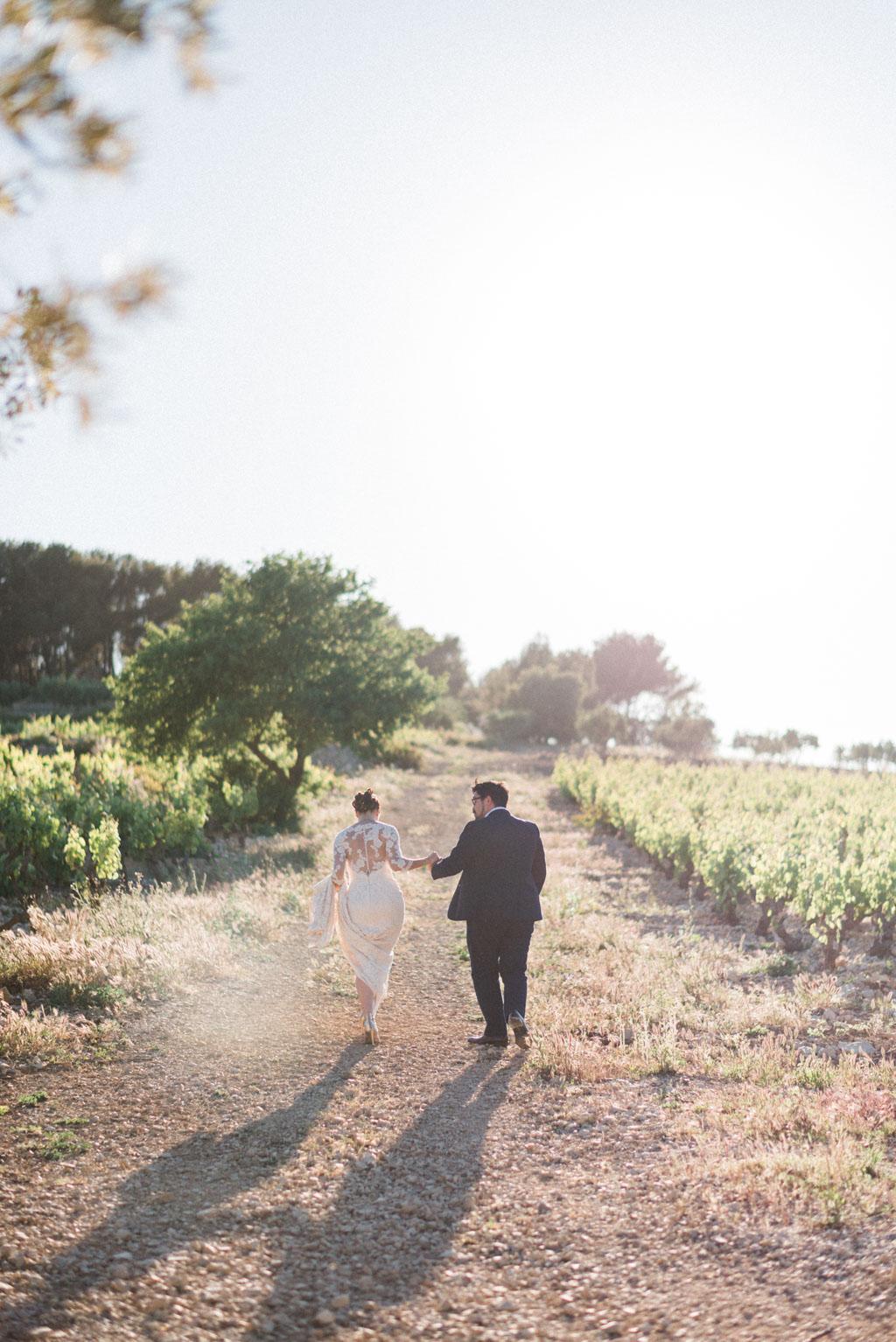 Mariage domaine de la fregate The pixel art photographe mariage provence var